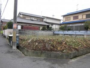 京都市のお客様より、大津市内にご所有されている土地の草刈りのご依頼をいただきました。