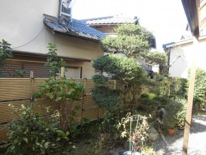 大津市のお客様より庭木剪定のご依頼をいただきました。
