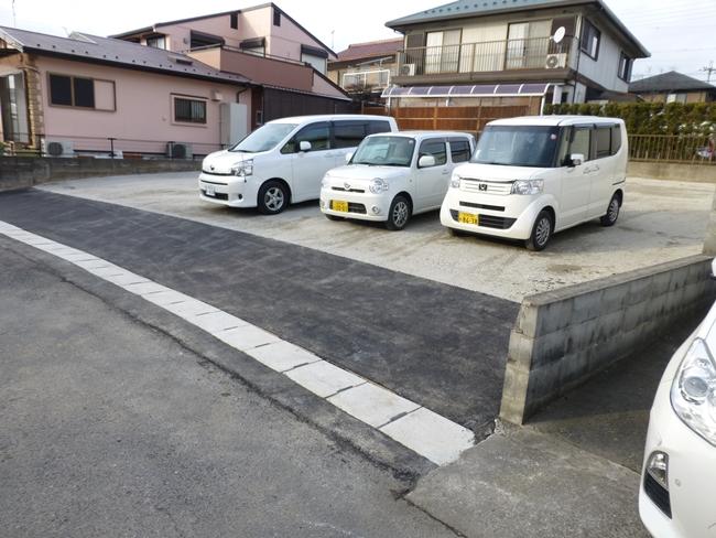 湖南市のお客様 解体し駐車場にされました。