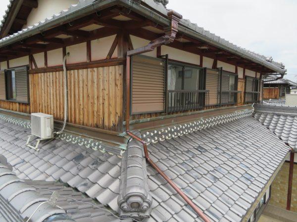 屋根・雨樋・カーポート屋根の修理のご依頼をいただきました。