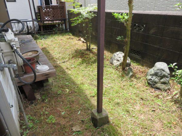 空き家の草刈りのご依頼をいただきました。