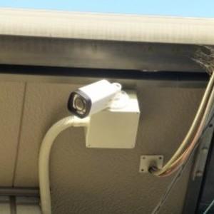 監視カメラ増設のご依頼をいただきました。