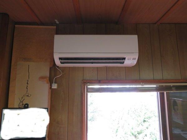 エアコン設置のご依頼をいただきました。