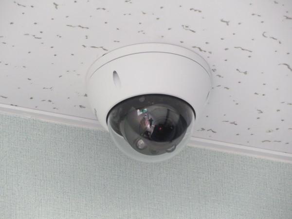新規店舗様に防犯カメラ設置のご依頼をいただきました。