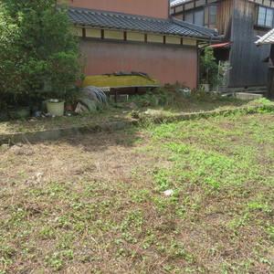 空家の草刈りのご依頼をいただきました。
