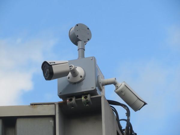 防犯カメラ交換と追加設置のご依頼をいただきました。